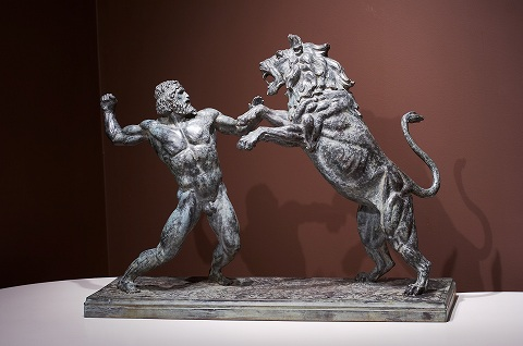 Herc n lion